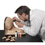 Ear examination simulator