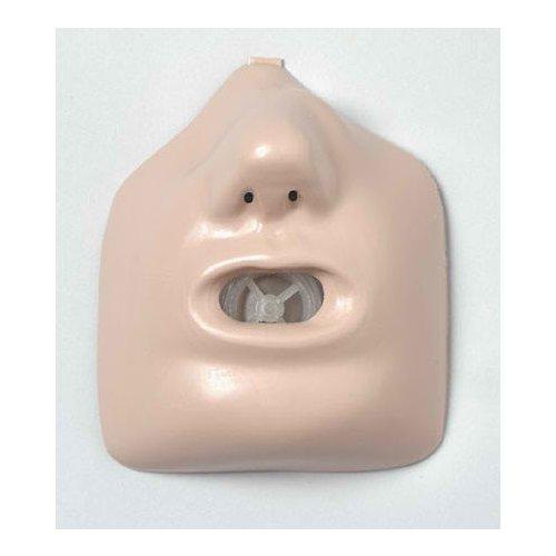 CPARLENE Gesichtsteile, 5 Stück
