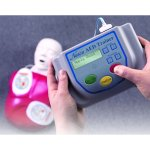 AED-Trainer mit Basic Buddy Wiederbelebungspuppe