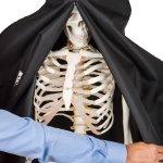 Extra-stabile Schutzhülle für Skelette (W40103)