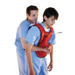 Act+Fast Rescue Choking Vest - Blue (W43300B)
