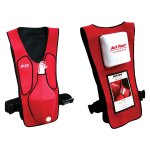 Act+Fast Rescue Choking Rettungsweste - Rot (W43300R)