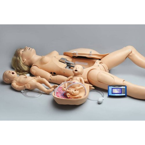 Noelle Maternal Care Patient Simulator with OMNI