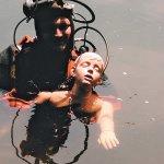 HLW Wasser-Rettungspuppe Jugendlicher, 121 cm