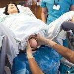 Advanced Lucy - Maternal and Neonatal Birthing Simulator