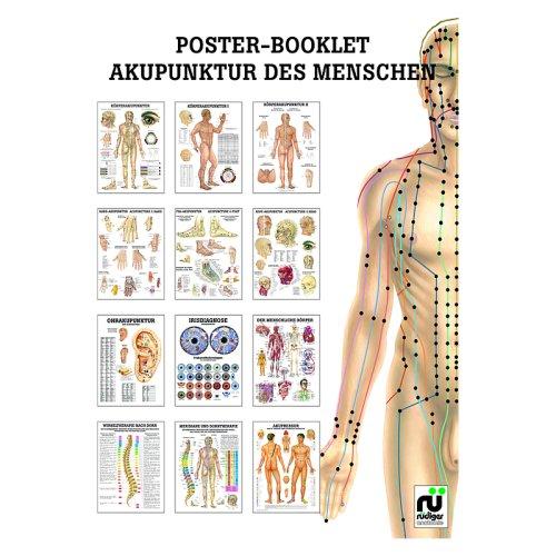 Miniposter Booklet - Akupunktur (MPB03)