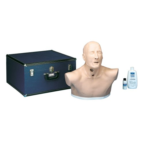 Tracheostomy Care Simulator