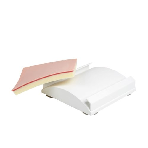 Pad holder for skin pad